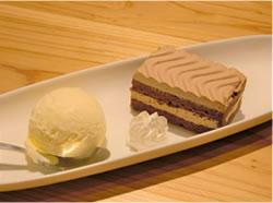 ケーキ&アイスクリーム